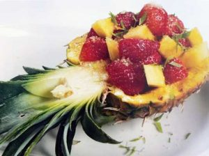 Fruchtiges Frühstück