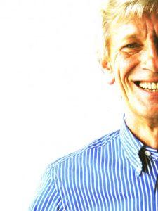 Foodstylist und Kochbuchautor Gerhard Ruhle